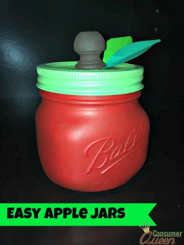 Easy Apple Jars