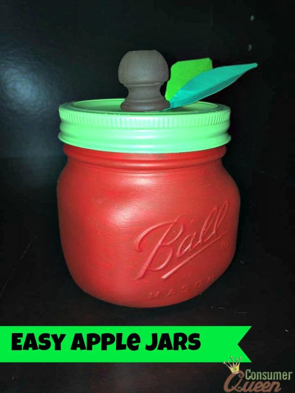 Easy Apple Jars