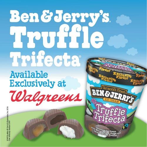Walgreens Ben & Jerry's