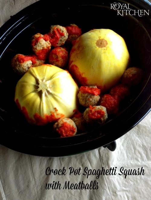 CP Spaghetti Squash
