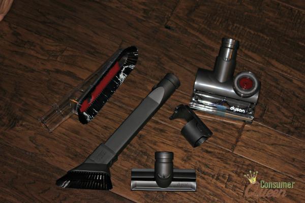 Dyson Animal tools