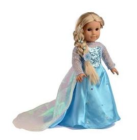 American Girl Doll Frozen's Elsa Dress, Only $18.97 Shipped!
