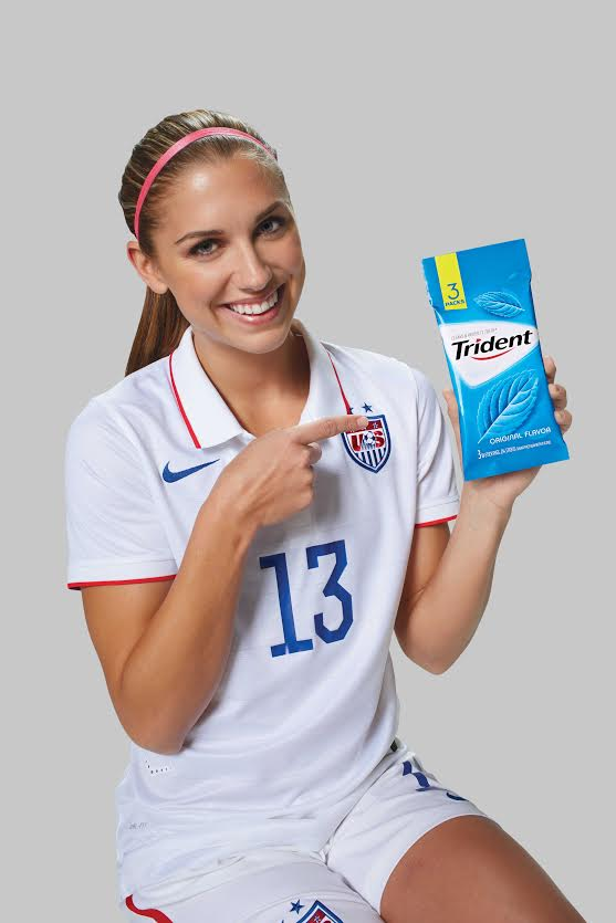 Healthy Smiles with Trident Gum #healthysmiles