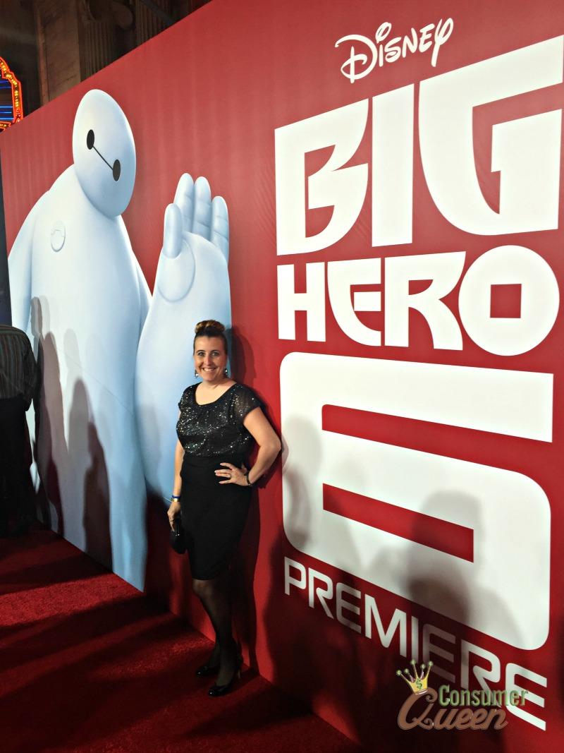 Big Hero 6 Red Carpet