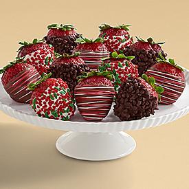 Christmas Strawberries