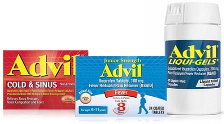 picture relating to Advil Coupons Printable titled Advil Discount codes - 3 Fresh new Printables!