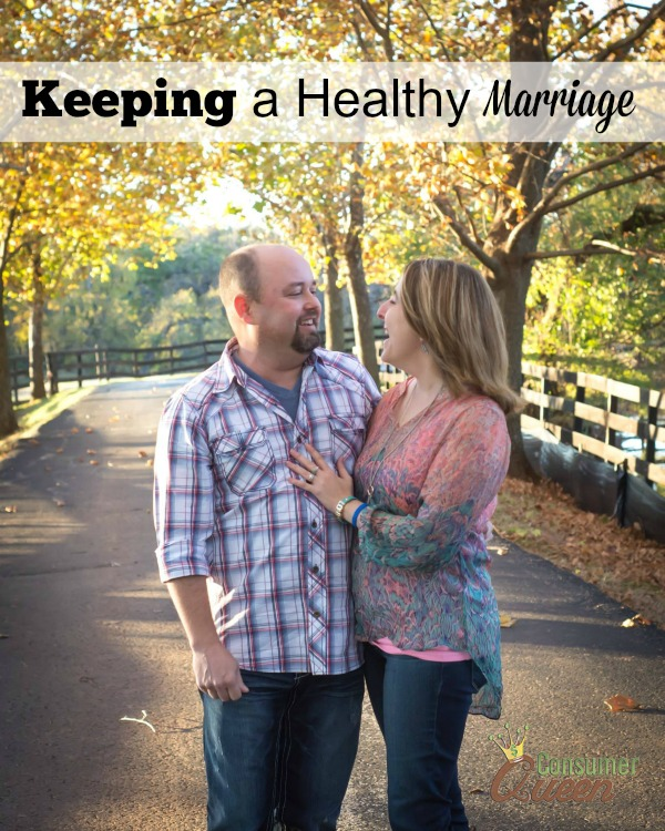 Keeping a Healthy Marriage