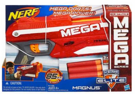 Nerf N-Strike Elite Mega Magnus Blaster $5 Shipped!