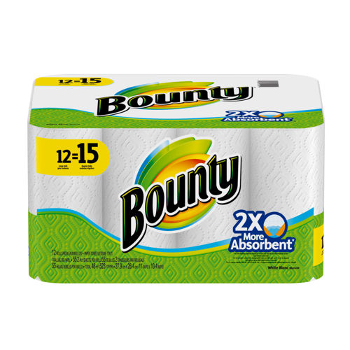 Bounty Paper Towels Cvs: Bounty Paper Towel 12-pk Only $7.07 At Target