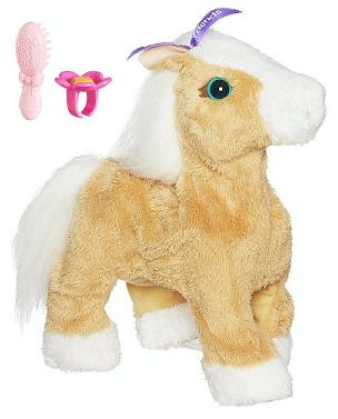 FurReal Friends Butterscotch, My Walkin' Pony Pet Only $7.98 (reg. $27.99)