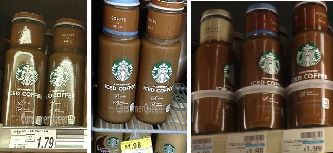 Starbucks Iced Coffee FREE at Homeland + Walmart & Target Deals!