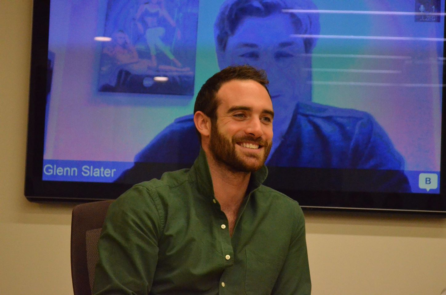 Interview with Joshua Sasse from Galavant