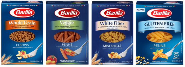 Barilla Better-For-You Pasta as Low as 81¢ at Target, 91¢ at Walmart!