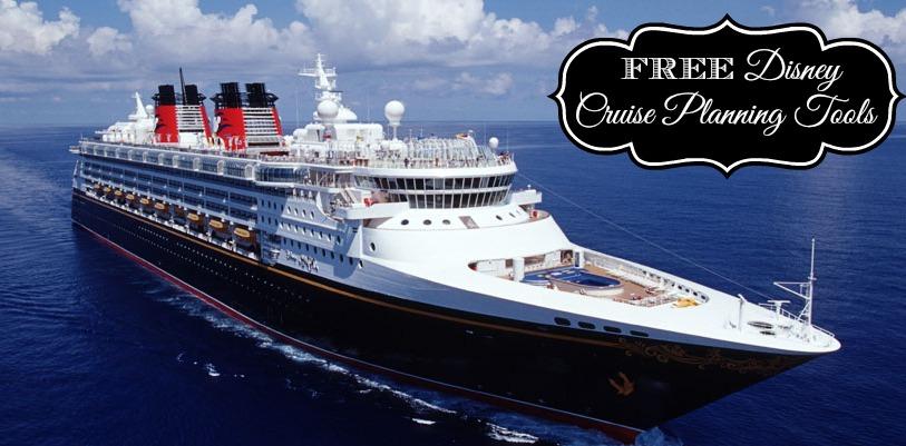 FREE Disney Cruise Vacation Planning DVD!