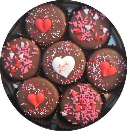 Send Chocolate Covered Oreos This Valentine S Day For Only 15