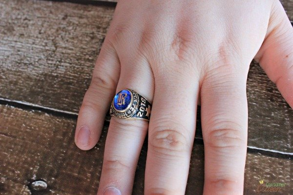 I Can't Believe my Baby is Ordering a Class Ring