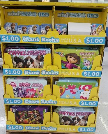 Walmart Frozen Mini Sticker Books 1 00 No Coupon Needed