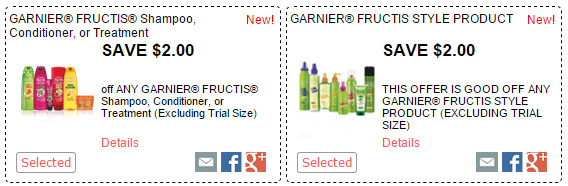 image relating to Garnier Coupons Printable referred to as Significant Significance Garnier Coupon codes + CVS, Walgreens Walmart Specials!!