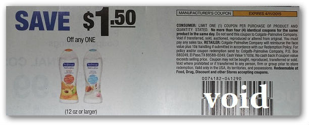 photo about Softsoap Printable Coupon named Softsoap New Shine Physique Clean 72¢ at Walmart!