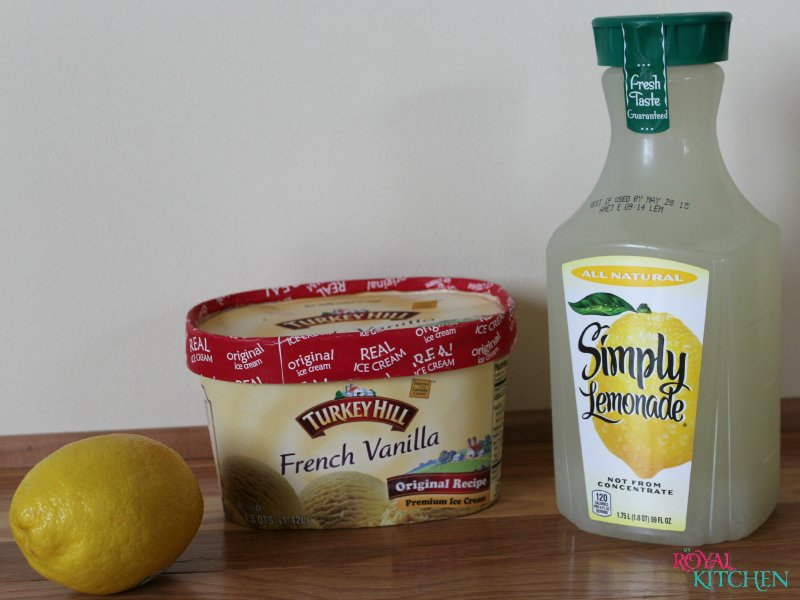 Frozen lemonade Ingredients-2