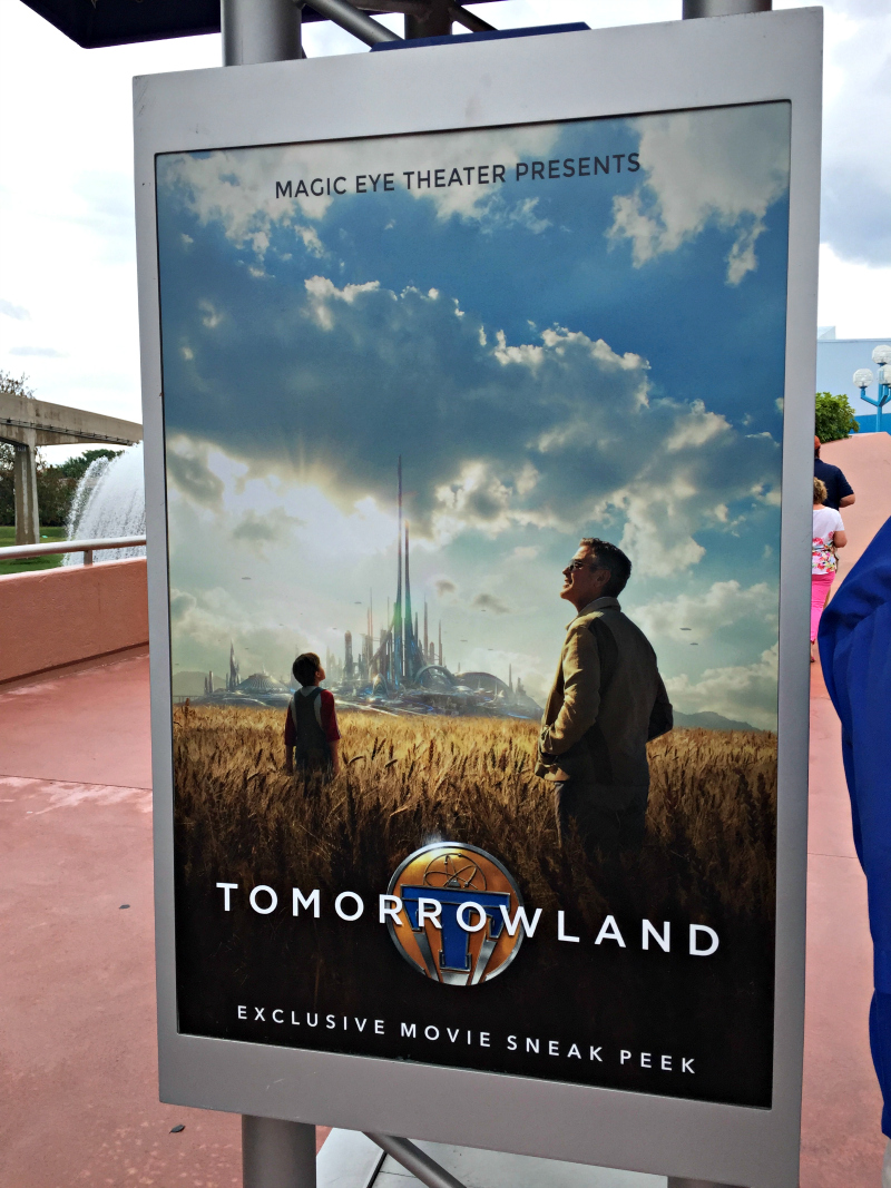 Tomorrowland Sneak Peek