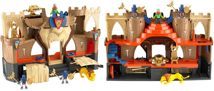 Fisher-Price Imaginex New Lion's Den Castle $12.50 (reg. $49.97!)