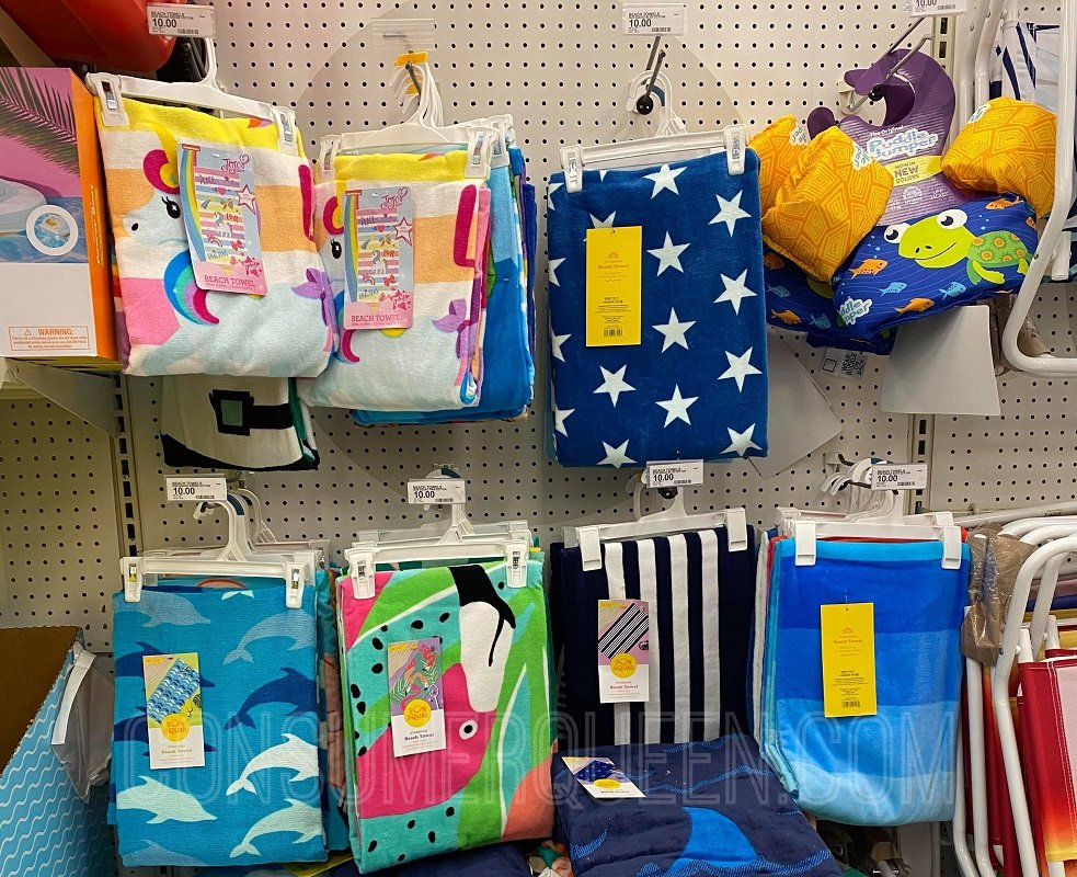 Beach Towels 30% off at Target