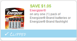 Coupons, Special offers, savings and promotions from Energizer.