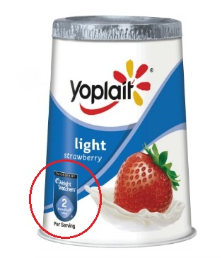FREE Yoplait Yogurt or Weight Watchers Candy at Homeland!