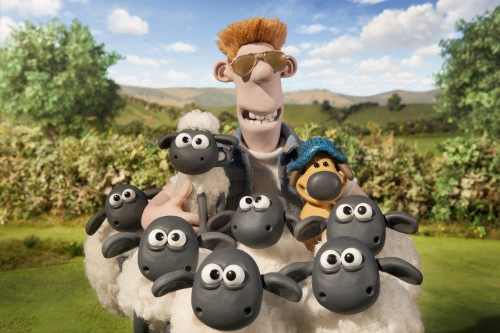 Mark It On Your Calendar!  Shaun The Sheep Movie Released August 5th!