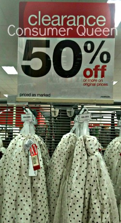 Clearance! Save 50% Off Beautiful Scarves at Target!