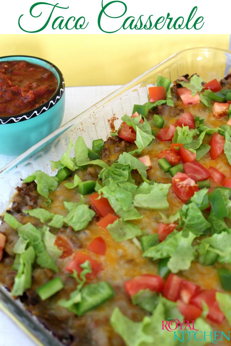 Taco Casserole Final