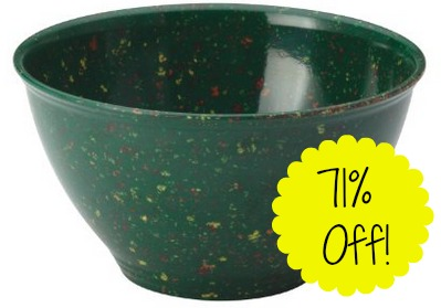 Rachael Ray Garbage Bowl only $11.50—71% Off!