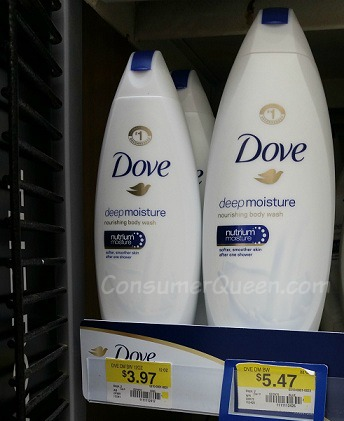 Dove Body Wash As Low As 1 97 At Walmart