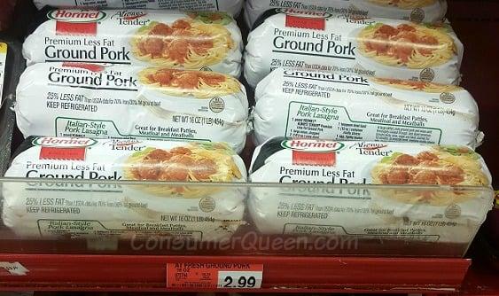 Hormel Always Tender Meats as Low as 99¢ at Homeland!