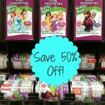 Save 50% Off Campbell's Characters Soup at Target!
