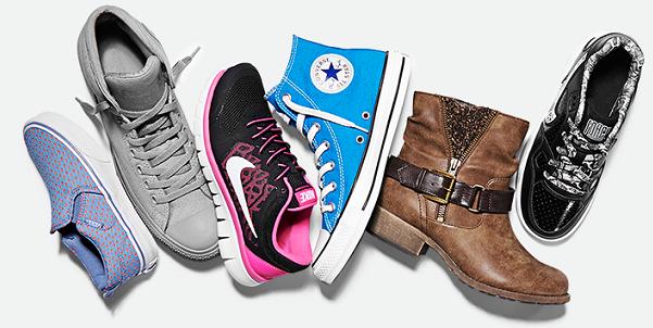 Famous Footwear: BOGO 50% Off + Additional 15% Off!