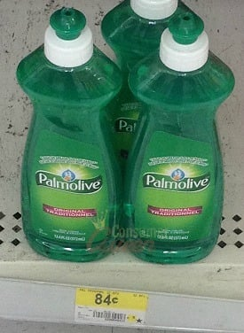 Palmolive Dish Soap 75¢ or Less Walmart, Dollar Tree & More!