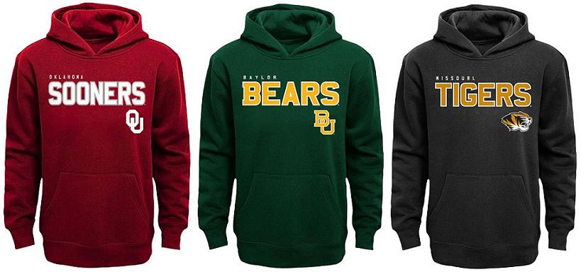NCAA_hoodies_kohl's