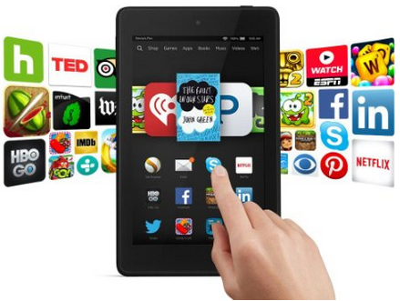 Kindle Fire 16GB HD 8 Tablet w/ Alexa Just $49.99 Shipped (Reg.$79.99)