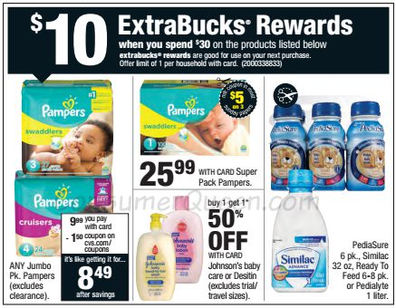 print this pampers coupon now for cvs 8 9