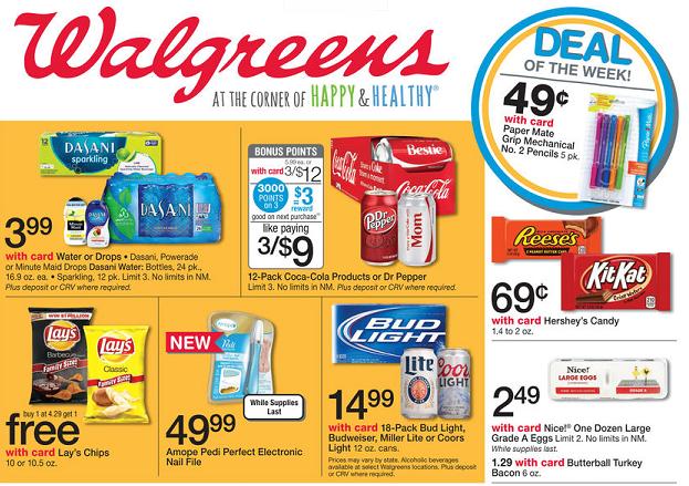 Under a Buck Deals at CVS & Walgreens this Week