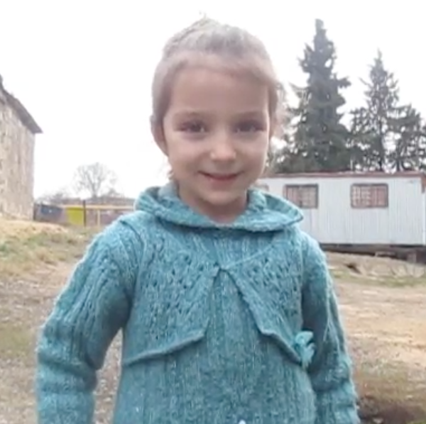 Meet Armine My World Vision Sponsored Child