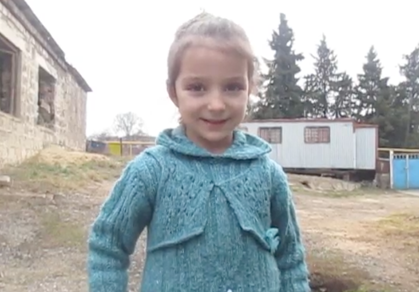 Meet Armine My World Vision Sponsored Child