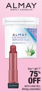 Almay Cosmetics Up to 70% Off at CVS This Week