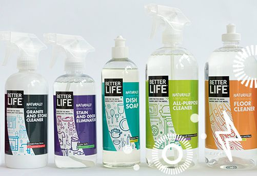 Better Life Cleaning Product $1 Off Coupon