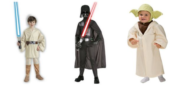 Star Wars Costumes On Amazon!