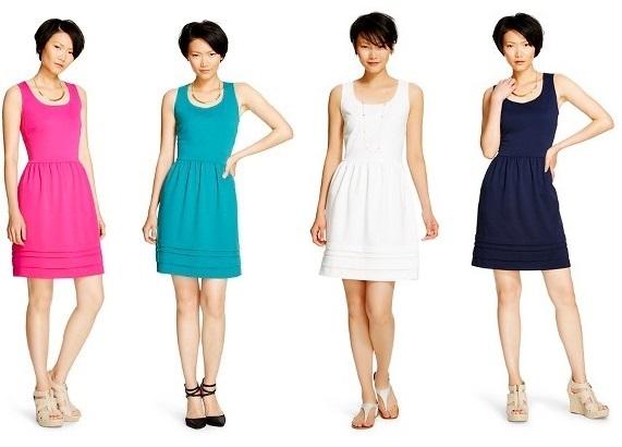 Merona Dresses $8.38 (reg. $27.99) at Target.com