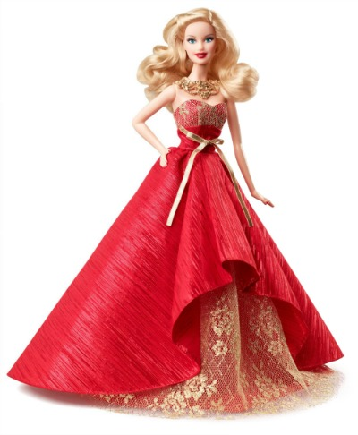 Barbie Collector 2014 Holiday Doll Only $14.90 on Amazon!!