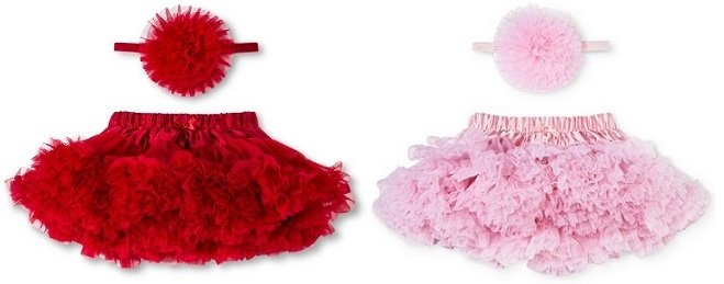 HOT Kids Clearance at Target.com: 50% Off Accessories & Baby Tutu Sets ONLY $6.40!